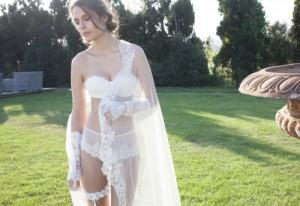jardí núvia íntim