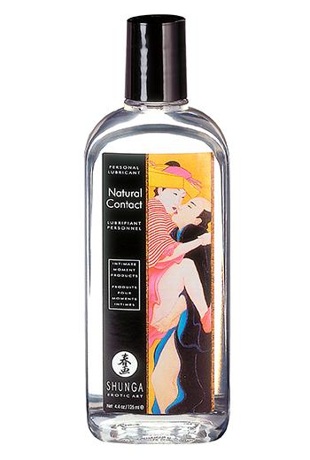 lubricante natural de shunga