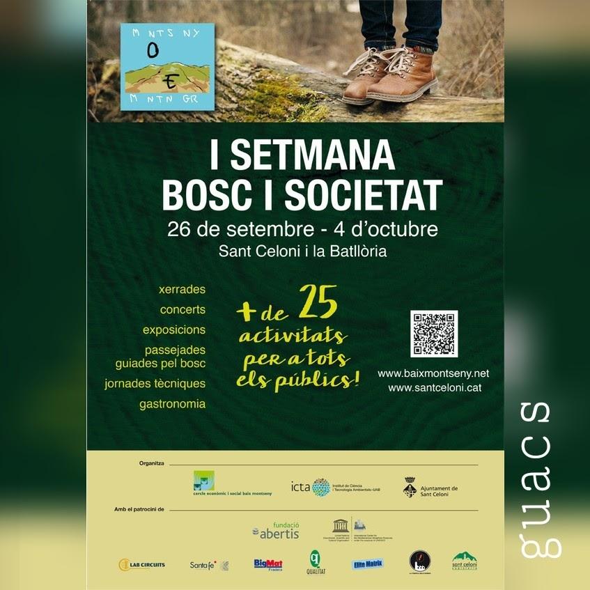 Sant Celoni setmana del Bosc 2015