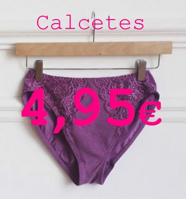 calcetes 4.95€