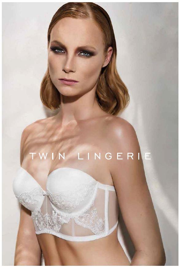 portada de twin bridal 2016